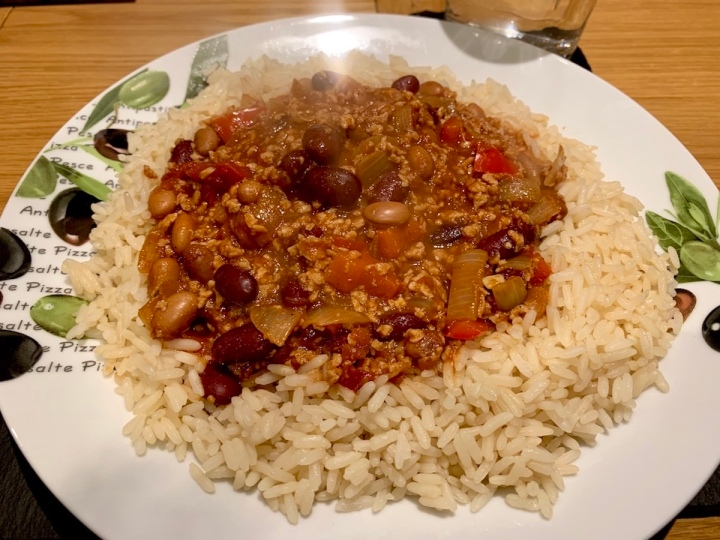 Chilli Recipe (Vegan)