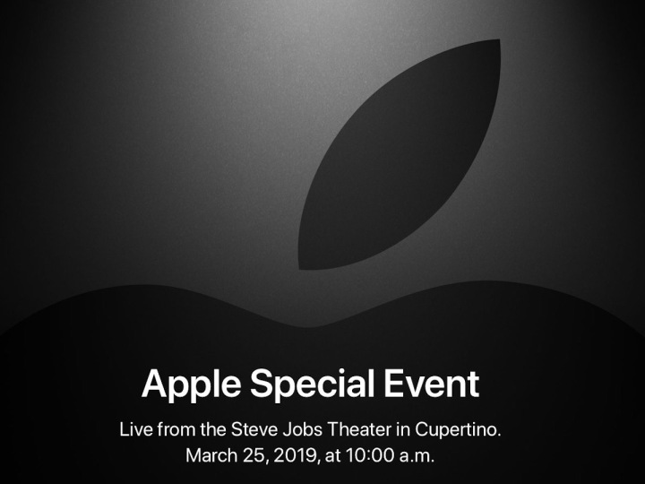  Apple Special Event March 2019