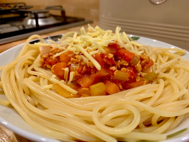 Bolognese Recipe (Vegan)
