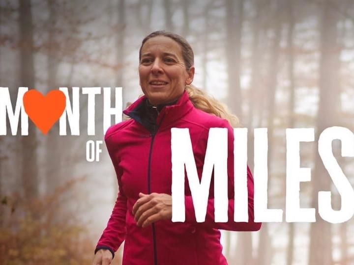 Month of Miles | DiabetesUK