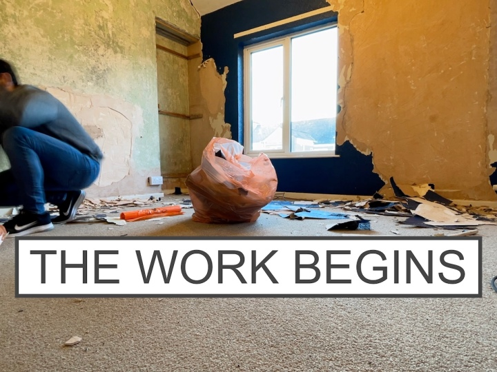 The Work Begins