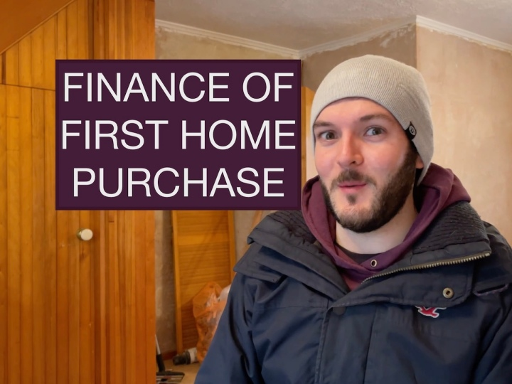 Financing My First HomePurchase