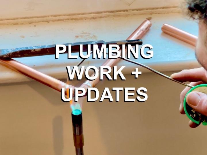 Plumbing Work +Updates