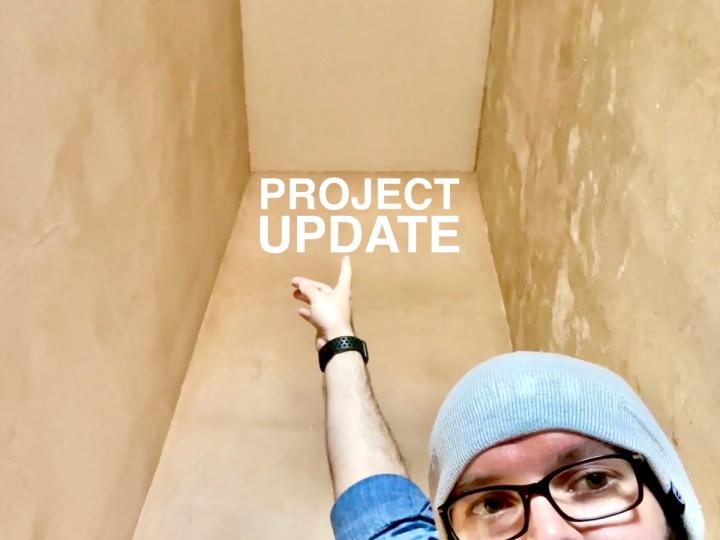 Renovation Project Update